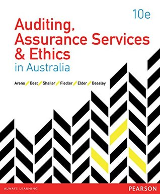Auditing, Assurance Services & Ethics in Australia eBook