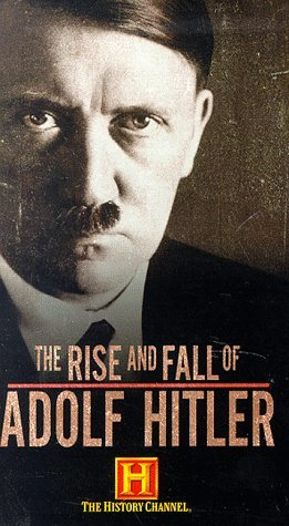Rise & Fall of Adolf Hitler [VHS]