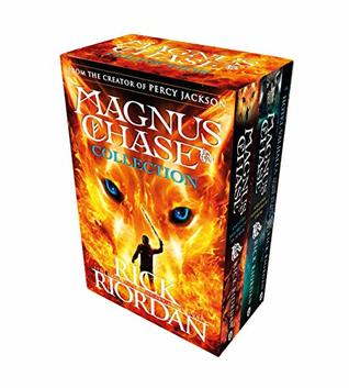 Magnus Chase Collection [Product Bundle] RICK RIORDAN