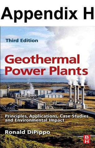 Chapter 043, REFPROP Tutorial with Application to Geothermal Binary Cycles