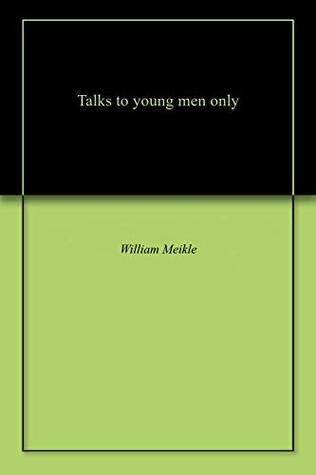 Talks to young men only
