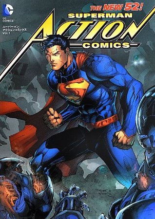 SUPERMAN - Action Comics - Vol.1 (DC Comics) Manga Comics