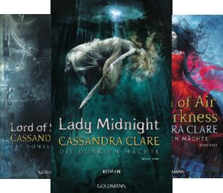 Die dunklen Mächte (Reihe in 3 Bänden)