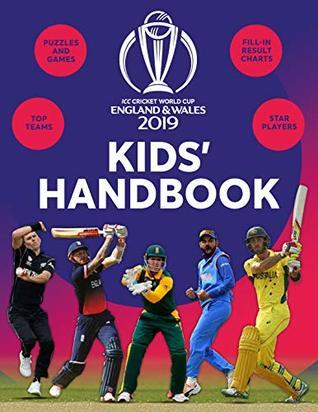 ICC Cricket World Cup 2019 Kids' Handbook