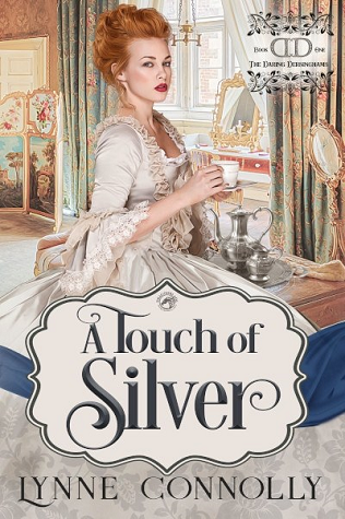 A Touch of Silver (The Daring Dersinghams #1)
