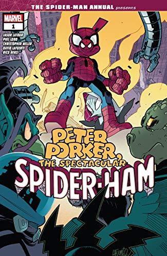 Spider-Man Annual presents Peter Porker #1