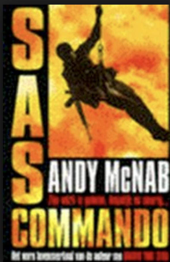SAS Commando