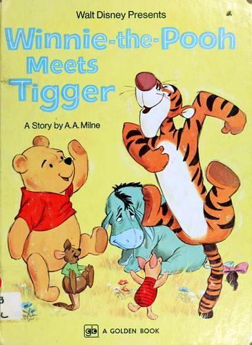 Walt Disney Presents - Winnie-The-Pooh Meets Tigger