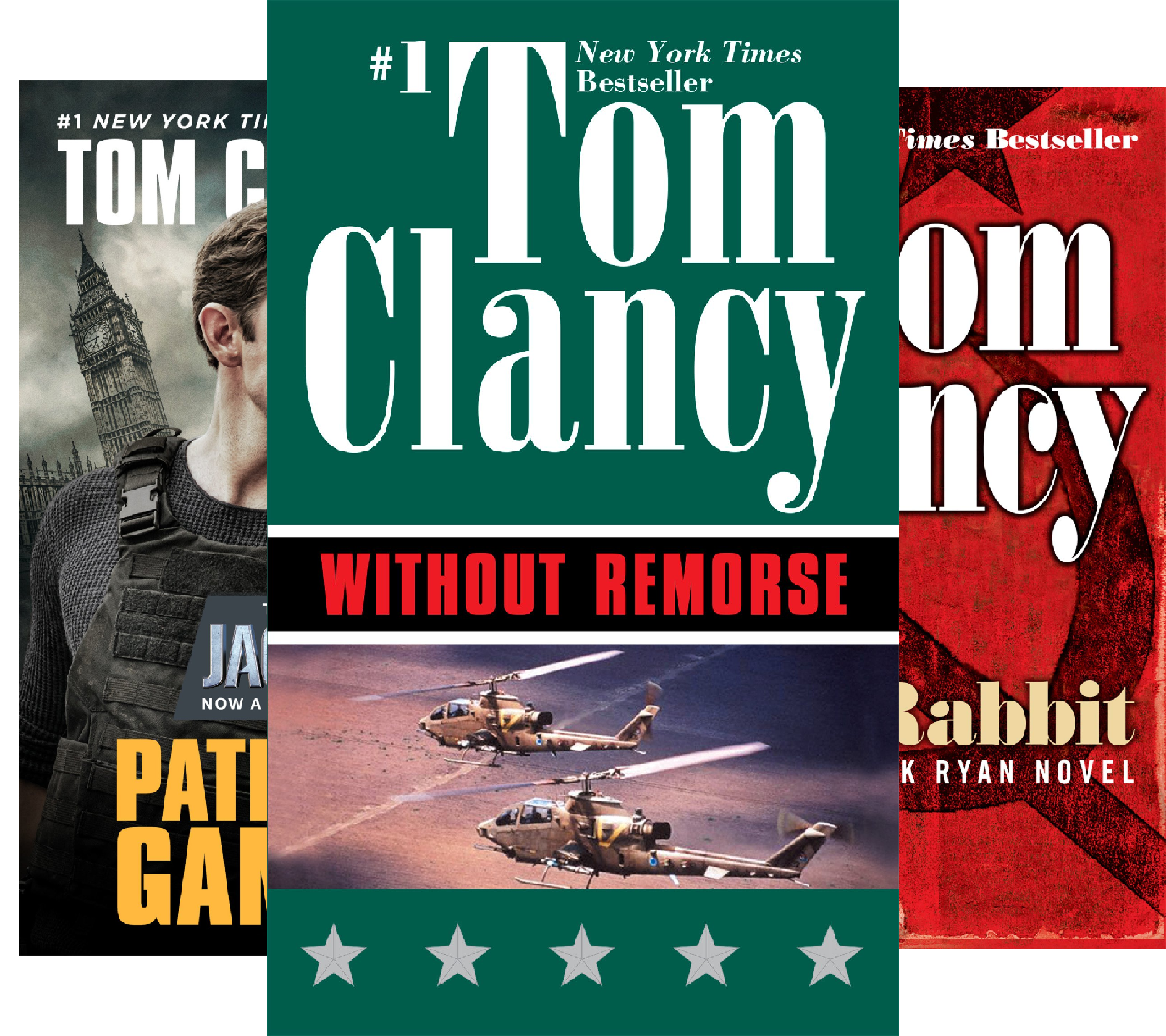 A Jack Ryan Novel (11 Book Series)