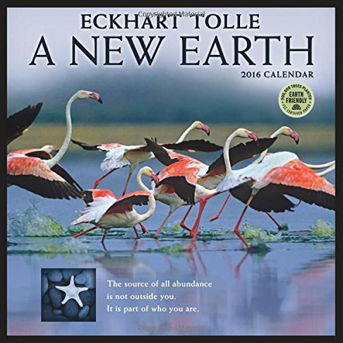 A New Earth 2016 Wall Calendar