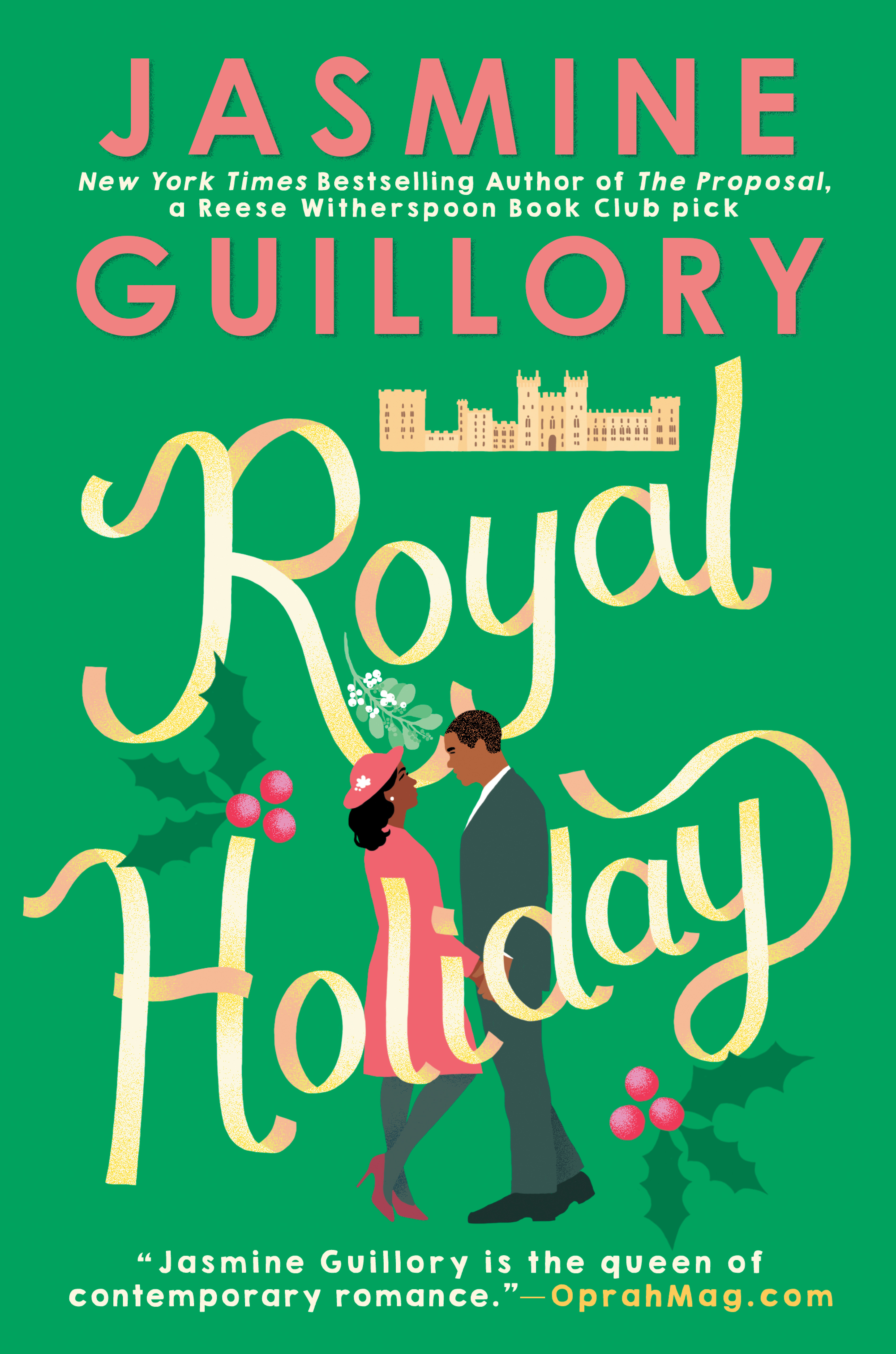 Royal Holiday (The Wedding Date, #4)