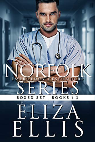 Norfolk Series Boxed Set Books 1-3: Medical, Police, Firefighter Action Adventure Medical Romantic Suspense
