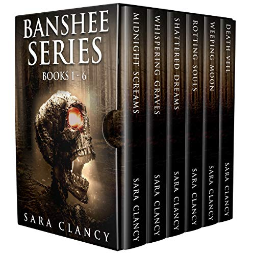Banshee Series Books 1-6 (Banshee, #1-6)