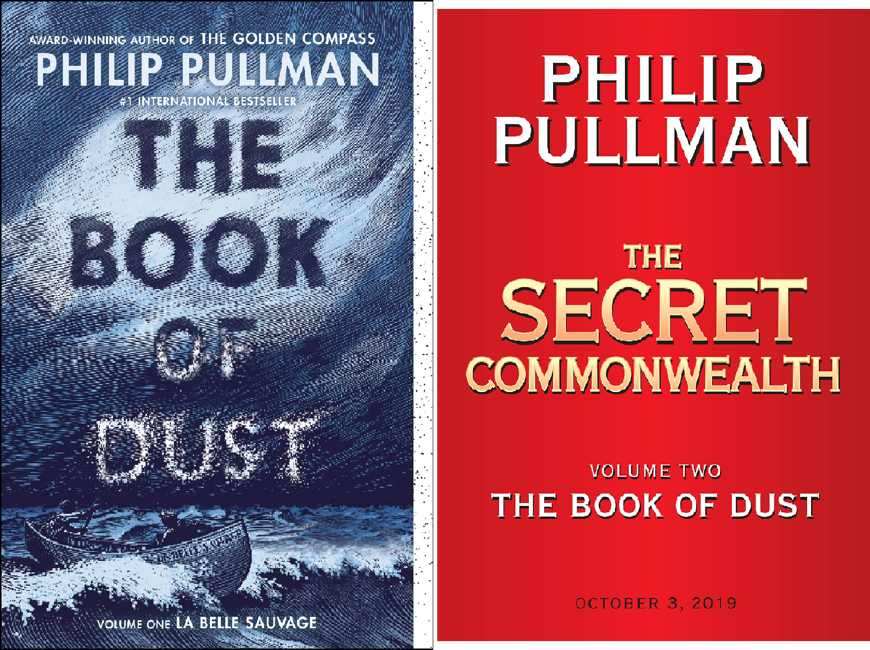 The Book of Dust (2 Book Series)
