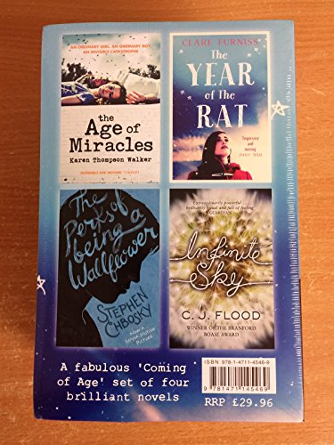 Coming of Age - 4 Novels