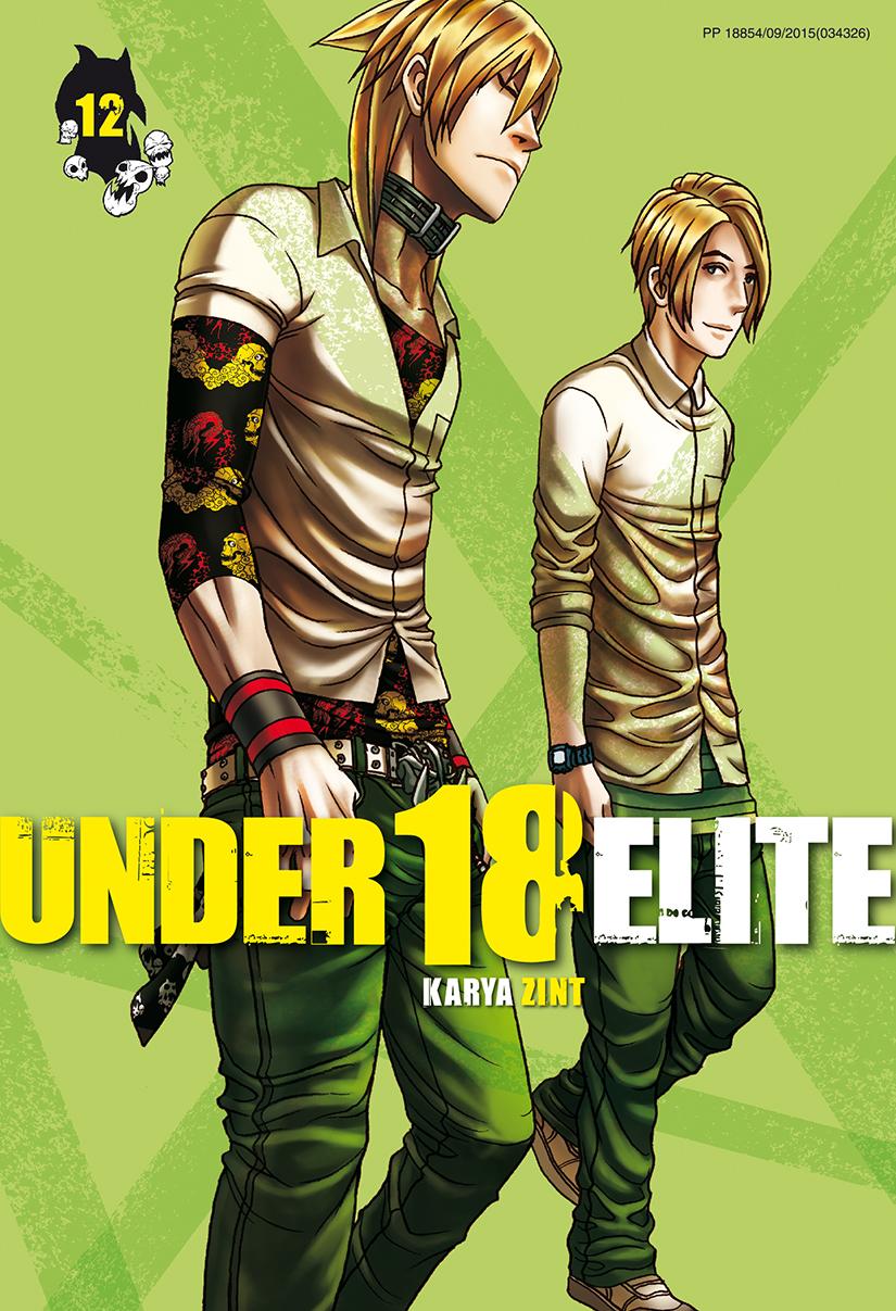 Under 18 Elite #12