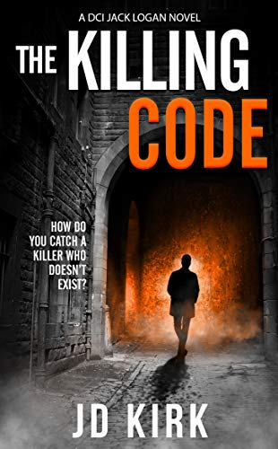 The Killing Code (DCI Logan Crime Thrillers, #3)