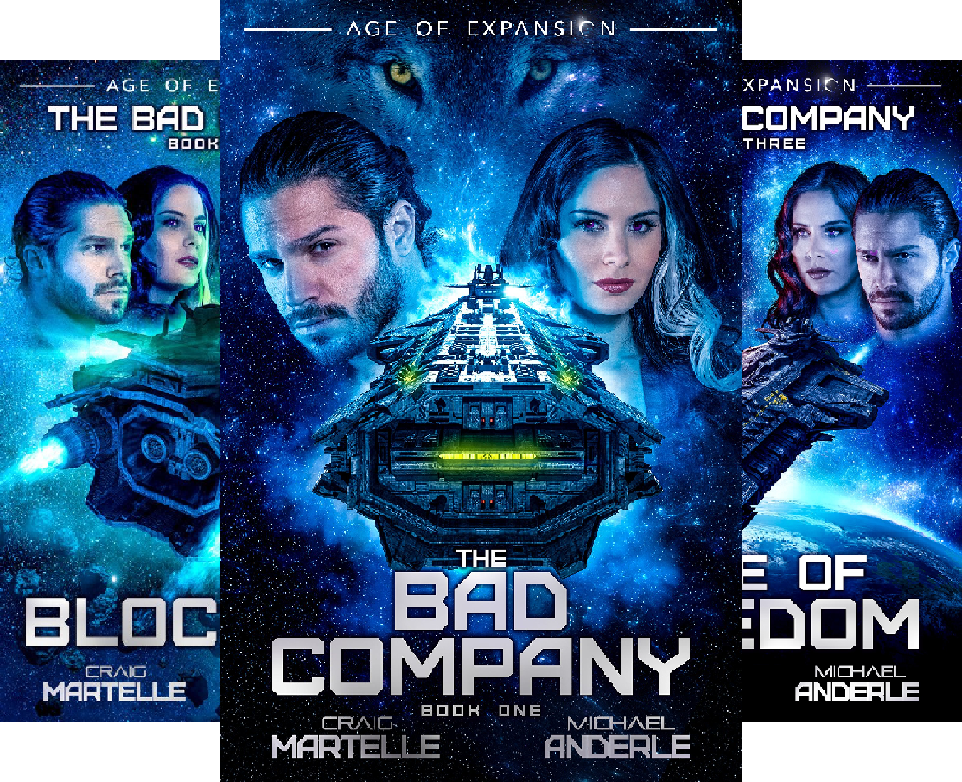 The Bad Company (6 Book Series)