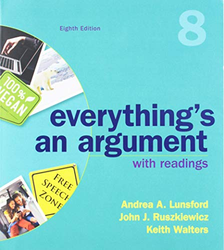 Everything's An Argument with Readings & LaunchPad for Everything's An Argument with Readings