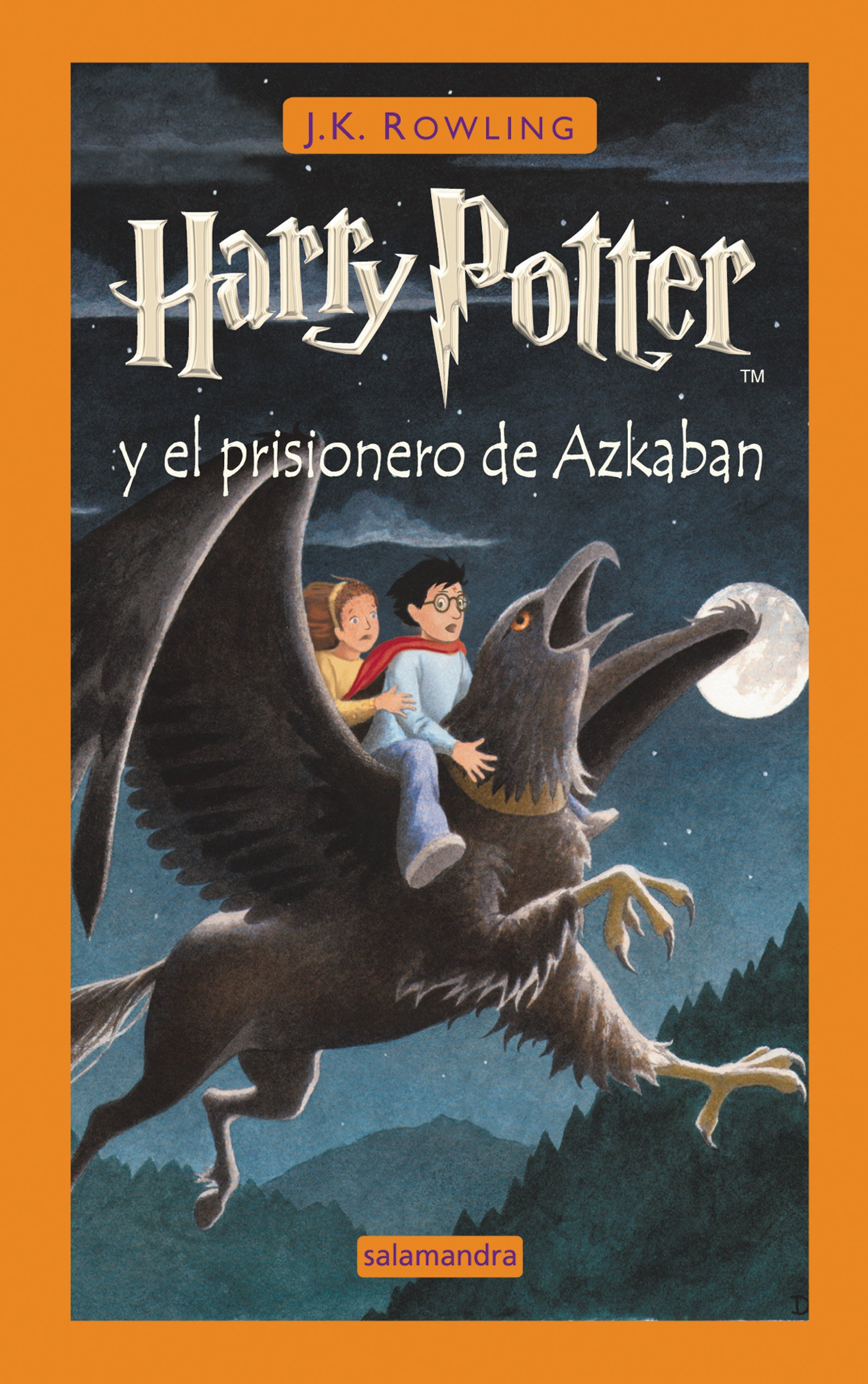Harry Potter y el prisionero de Azkaban (Harry Potter, #3)
