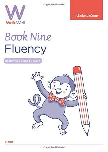 WriteWell 9: Fluency, Year 4, Ages 8-9