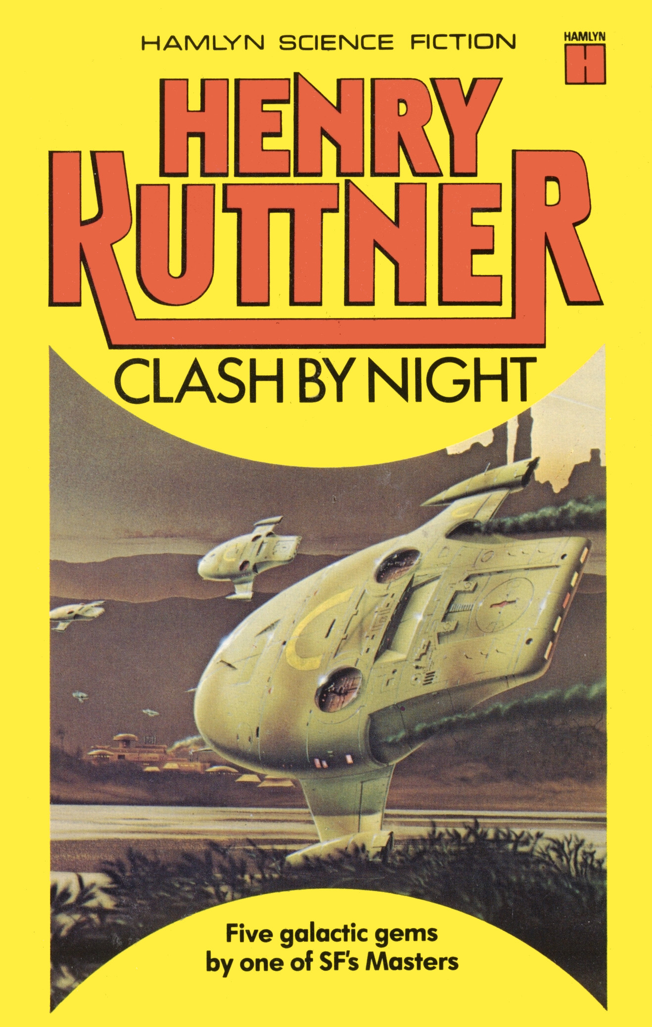 Clash by Night and Other Stories