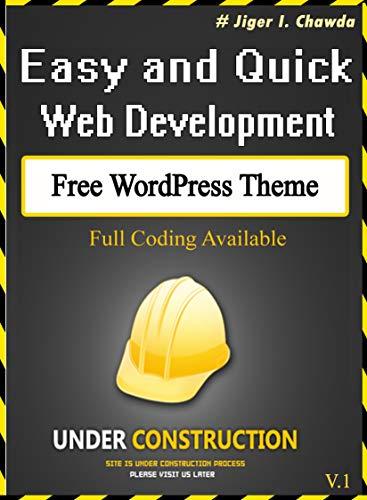 Free Wordpress Theme / Template: Book by Jiger Chawda