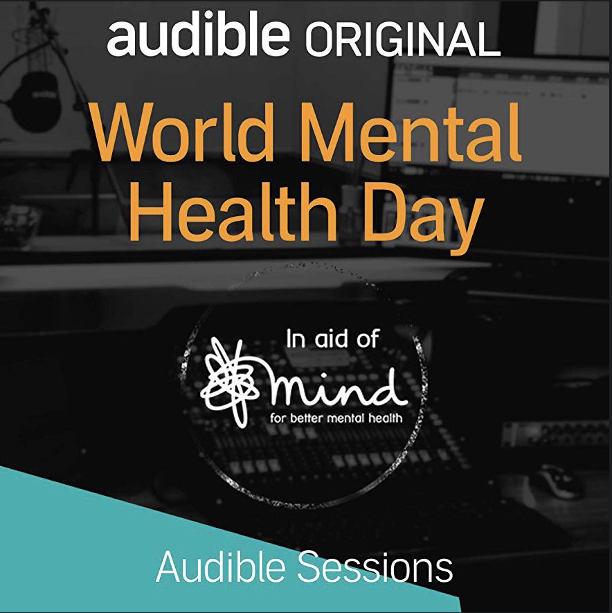 World Mental Health Day: Audible Sessions