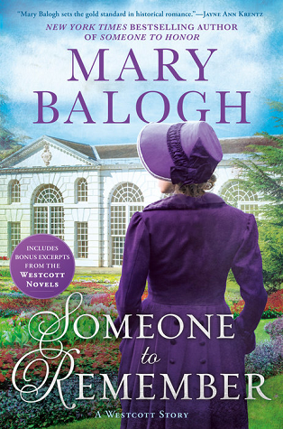 Someone to Remember (Westcott #7)