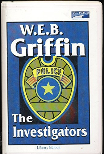 The Investigators (Audiobook on 13 Cassettes) (Badge of Honor series)