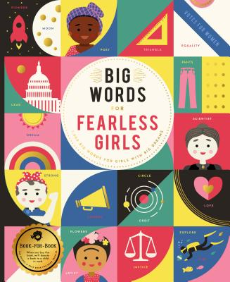 Big Words for Fearless Girls: 1,000 Big Words for Girls with Big Dreams