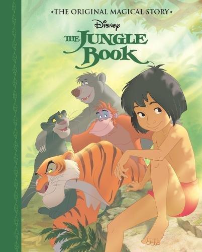 Disney The Jungle Book The Original Magical Story