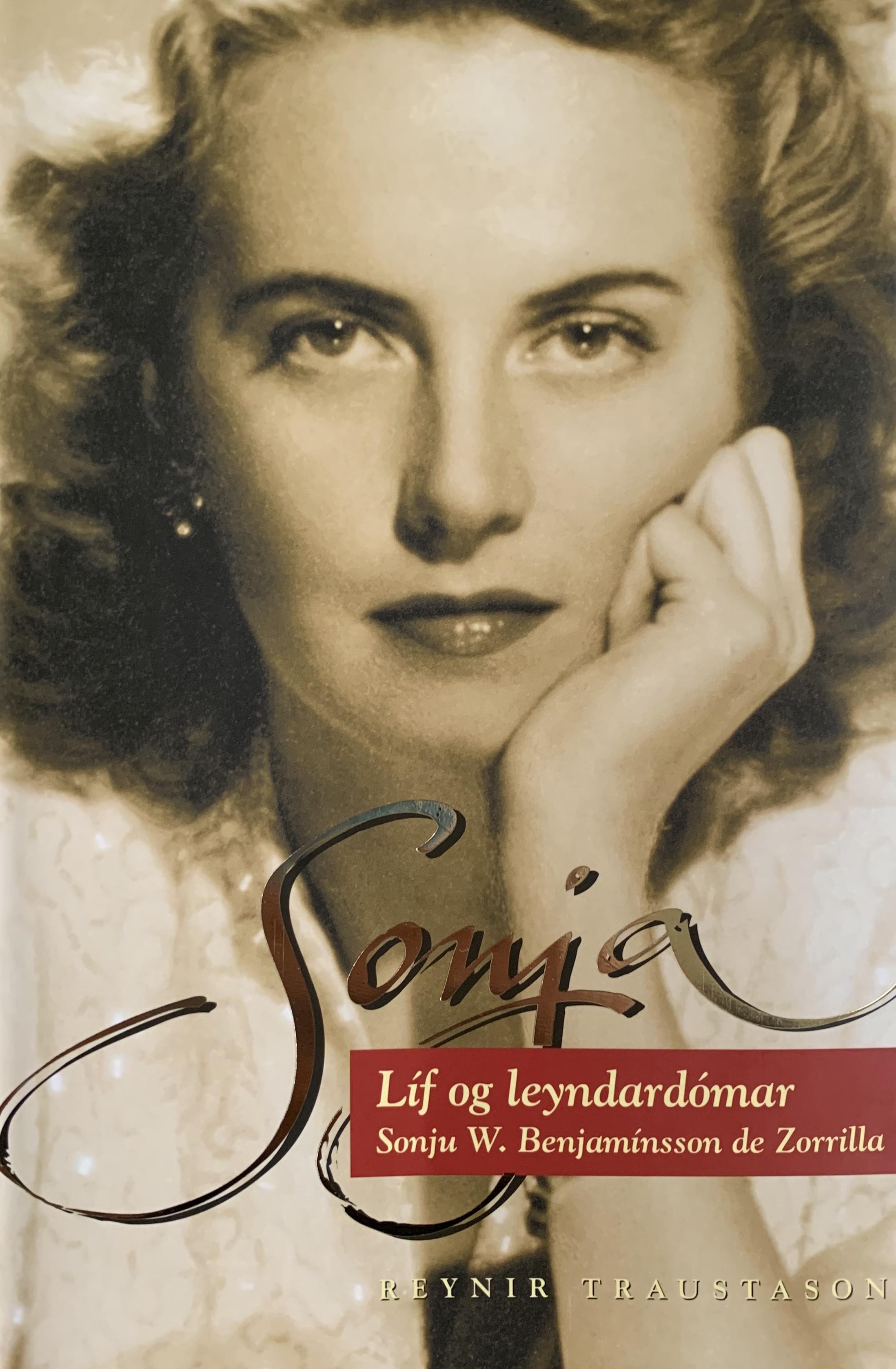Sonja - Líf og leyndardómar Sonju W. Benjamínsson de Zorilla