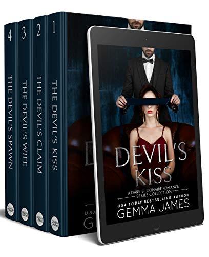 Devil's Kiss Series Collection (The Devil's Kiss #1-4)