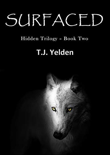 SURFACED (Hidden Trilogy Book 2)