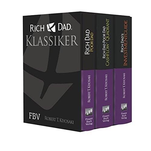 Rich Dad Poor Dad - 25-Jahre-Jubiläumsedition: Rich Dad, Poor Dad; Cashflow® Quadrant; Rich Dad's Investmentguide