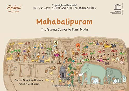 Mahabalipuram: The Ganga Comes to Tamilnadu