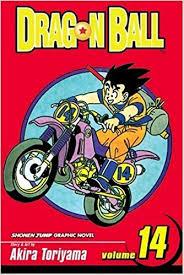 Dragon Ball 14 (DragonBall, #14)