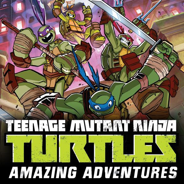 Teenage Mutant Ninja Turtles: Amazing Adventures (Issues) (15 Book Series)