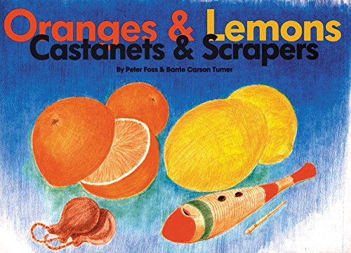 Oranges and Lemons (Piano and Voice): (Piano/vocal) (Young Symphonic)