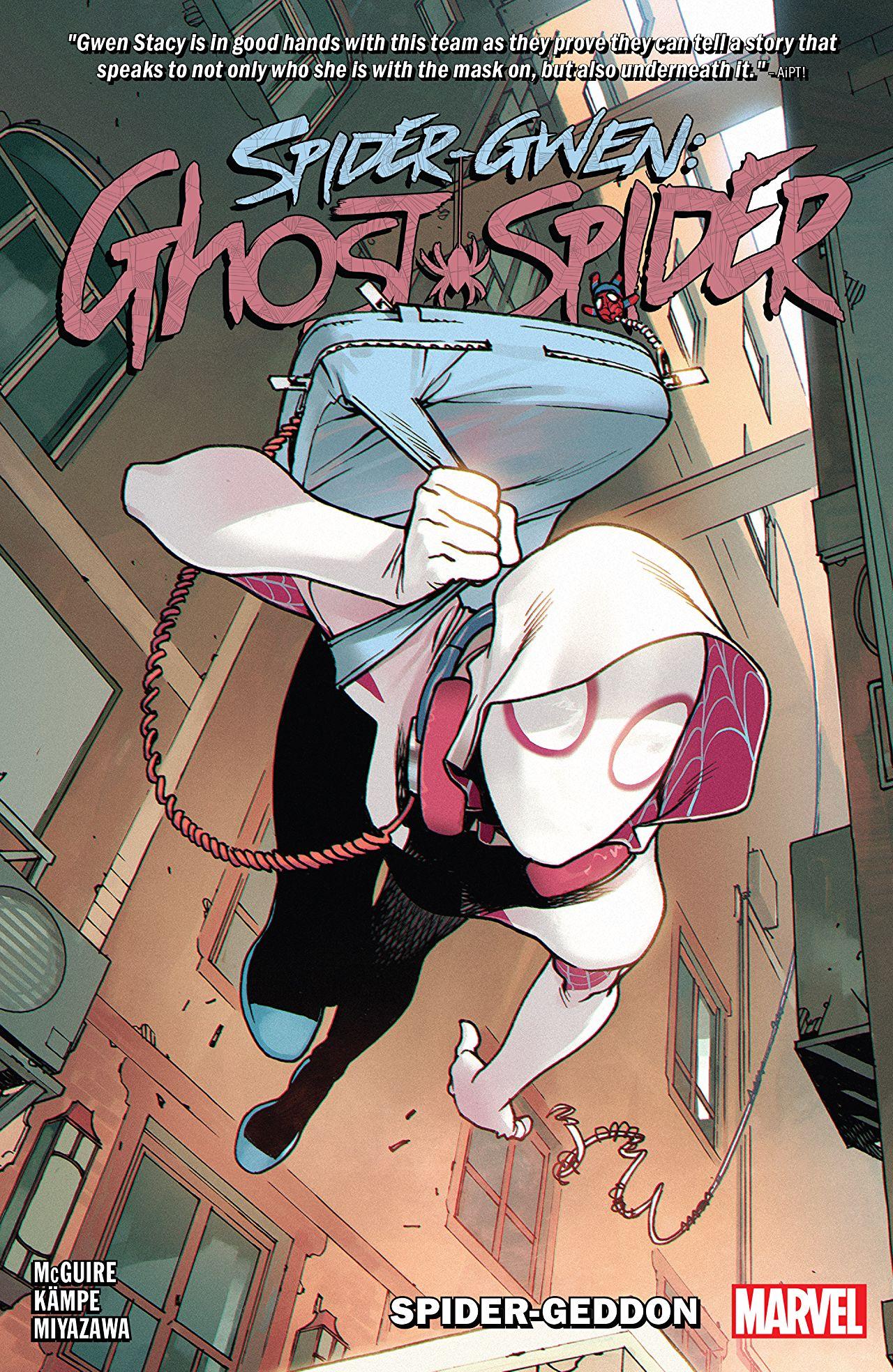 Spider-Gwen: Ghost-Spider, Vol. 1: Spider-Geddon