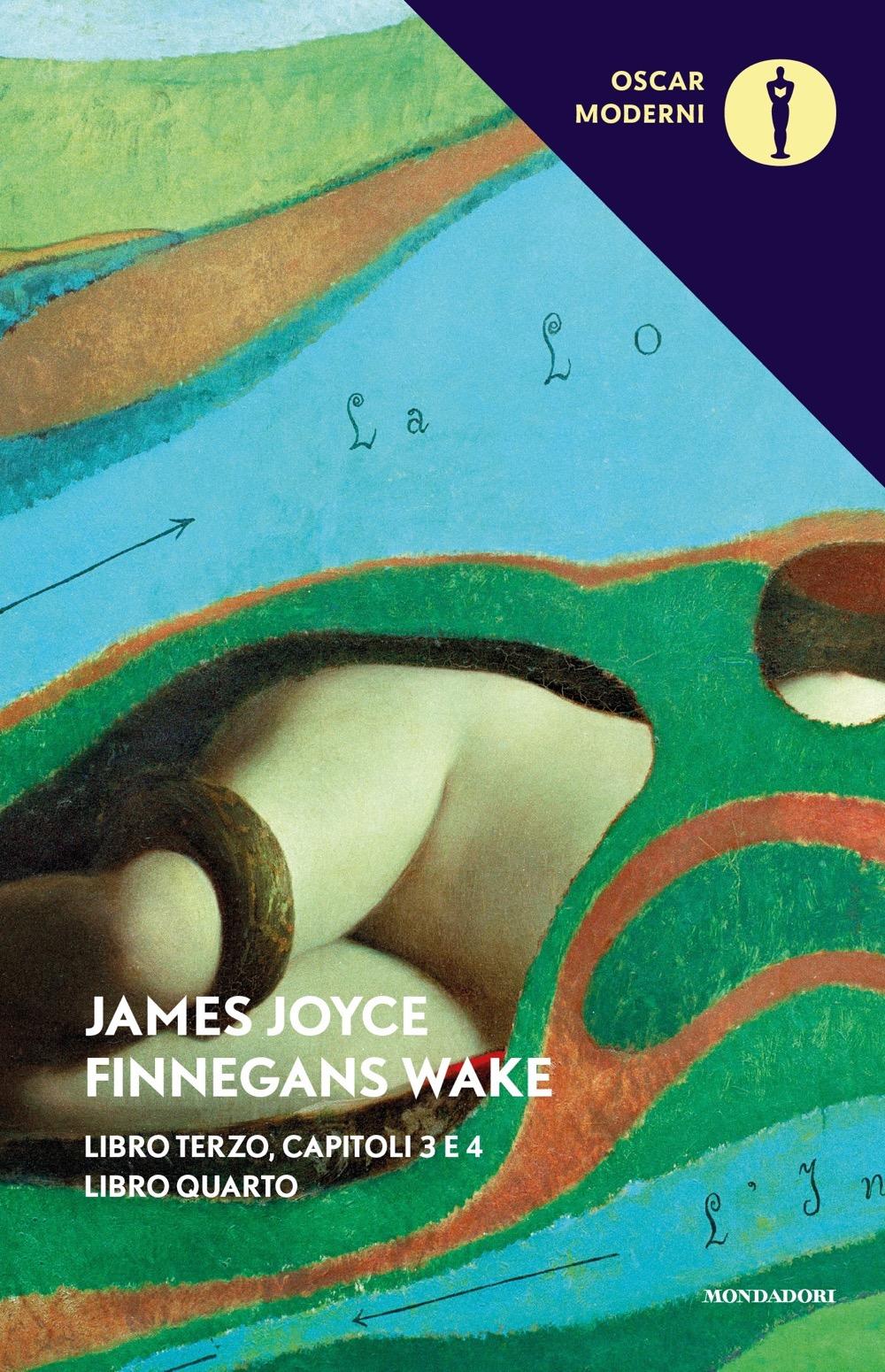 Finnegans Wake. Libro terzo, capitoli 3 e 4; Libro quarto