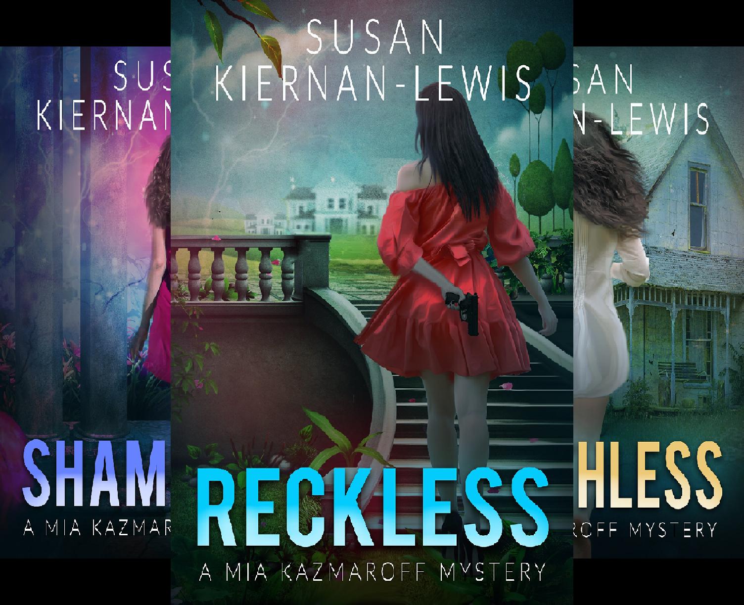 Mia Kazmaroff Mystery Series (6 Book Series)