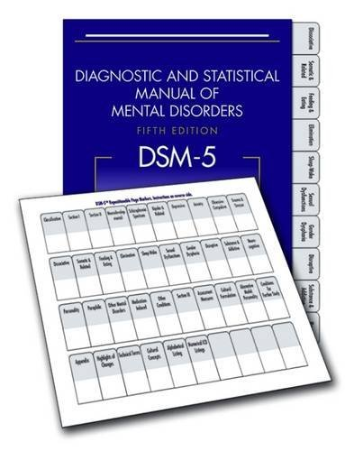 Dsm-5(r) Repositionable Page Markers