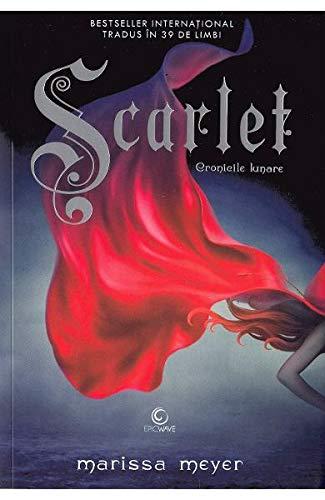 Scarlet. Seria Cronicile lunare. Vol.1