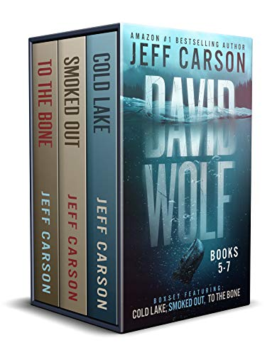 The David Wolf Mystery Thriller Series: Books 5-7