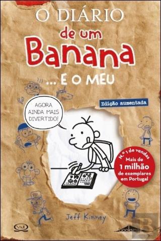 O Diário de um Banana… e o Meu (Edição Aumentada) (11ª Edição)