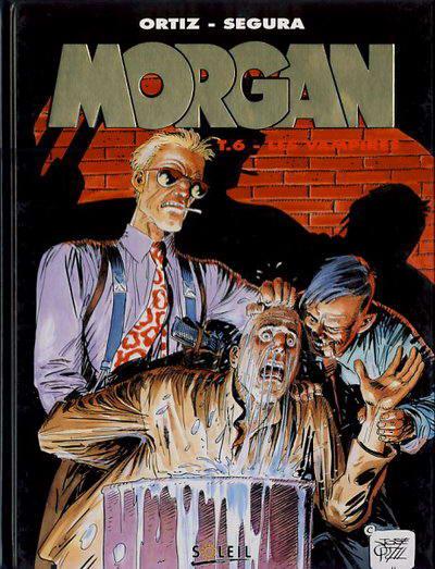 Les vampires (Morgan, #6)