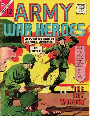 Army War Heroes Volume 4: history comic books, comic book, ww2 historical fiction, wwii comic, Army Attack