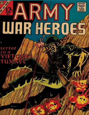 Army War Heroes Volume 20: history comic books, comic book, ww2 historical fiction, wwii comic, Army War Heroes